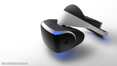 """Sony : Le PlayStation VR (Morpheus) vendu """"au prix d'une console"""""""
