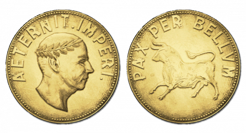 La Légion de Caesar, l'empire contre attaque