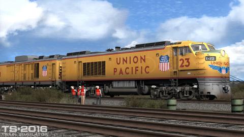 Train Simulator 2016 débarque
