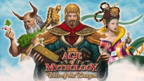 Age of Mythology : Tale of the Dragon sur PC