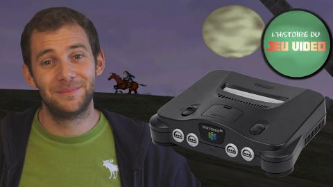 L'histoire du jeu vidéo - La Nintendo 64