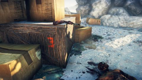 """Mad Max : un Easter Egg """"Half-Life 3 est mort"""""""