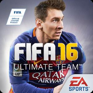 FIFA 16 Ultimate Team sur iOS