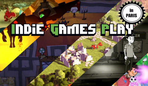 Jaquette de L'Indie Games play 2015 - Á la rencontre des talents de demain