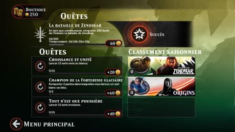Magic Duels accueillera prochainement la bataille de Zendikar