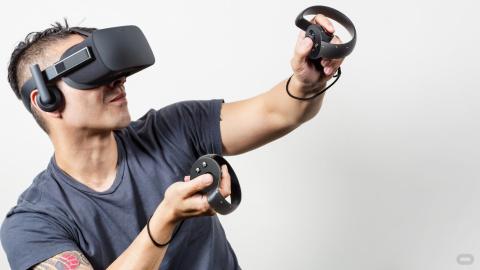 """Oculus Rift : """"Au moins 300 $"""" et le Touch au 2ème trimestre"""