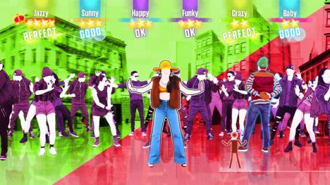 Jaquette de Just Dance 2016 : Un extrait de la playlist