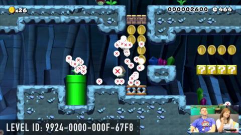Super Mario Maker : Le Nintendo Minute des meilleurs niveaux de septembre