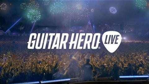 Jaquette de Guitar Hero Live : on vous dit tout sur la GH TV !