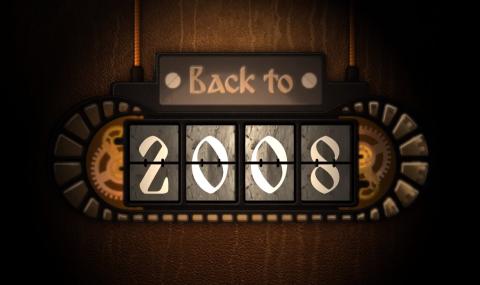 Back to 2008 : L'année 2008 en jeux et en musiques de l'époque