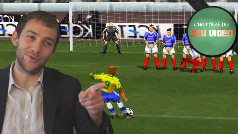 L'histoire du jeu vidéo - Les jeux de sport à l'ère de la 3D