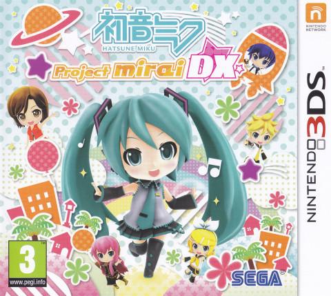 Hatsune Miku : Project Mirai DX sur 3DS