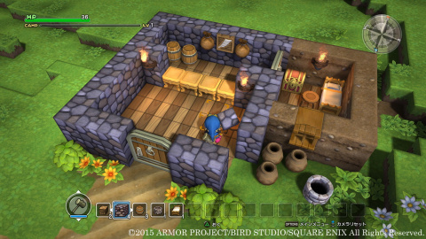 Dragon Quest Builders : Bien plus qu'un Minecraft-Like