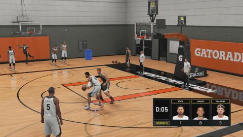 NBA 2K16: Plus de 4 millions de ventes en une semaine
