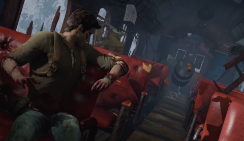 Jaquette de Uncharted : The Nathan Drake Collection montre deux extraits