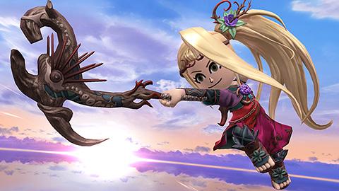 Super Smash Bros : Le stage Vaisseau Pirate et des costumes en DLC