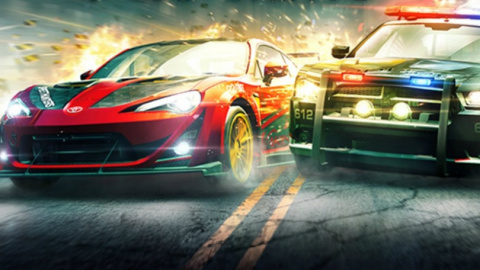 Jaquette de Need For Speed No Limits : A fond les mobiles !