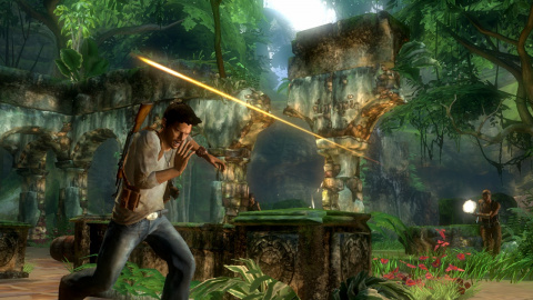 Jaquette de Uncharted : The Nathan Drake Collection - Un extrait du mode Extrême