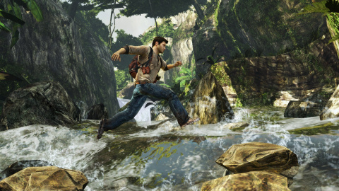 Jaquette de Uncharted : The Nathan Drake Collection - Le mode Explorateur en Contre la montre