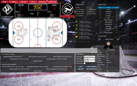 Franchise Hockey Manager 2 sur PC