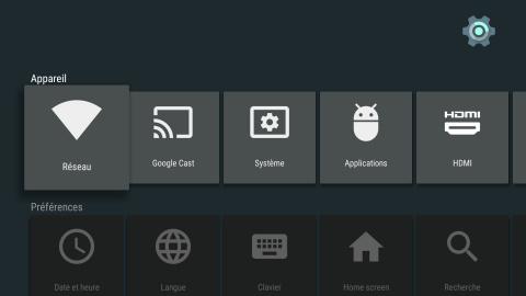 Android TV et Tegra X1 : les deux mamelles d'une expérience de salon réussie ?