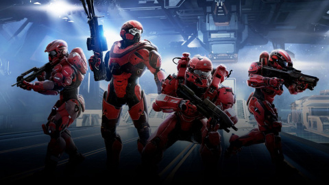 Jaquette de Halo 5 Guardians : 343 Industries dévoile son nouveau mode FORGE