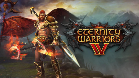 Jaquette de Eternity Warriors 4 - De l'action débridée et sans retenue