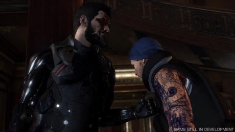 Square Enix : Deus Ex, un nouvel épisode en discussion