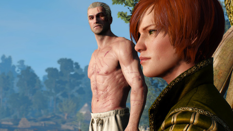 Jaquette de The Witcher 3 : Wild Hunt - Hearts of Stone - Le cœur sur la main