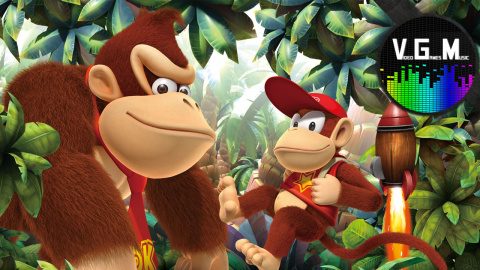 VGM - Donkey Kong Country, le jazz de la jungle