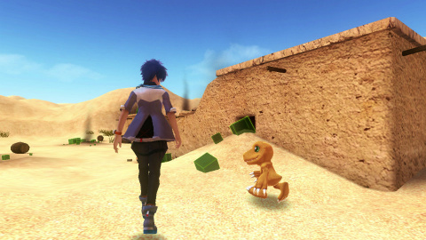 Jaquette de Digimon World : Next Order se dote de nouvelles captures
