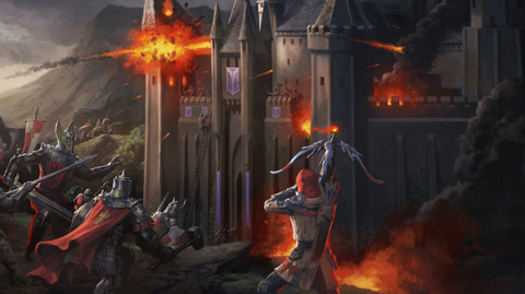 Jaquette de Neverwinter : Strongholds daté sur One
