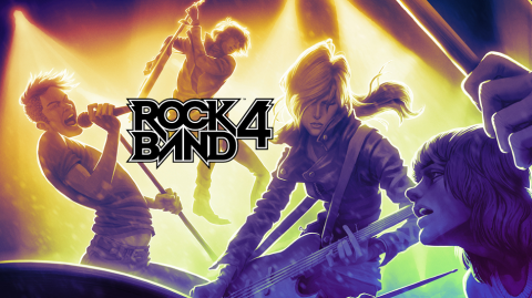 Jaquette de Ce soir à 17h : on joue à Rock Band 4 en direct