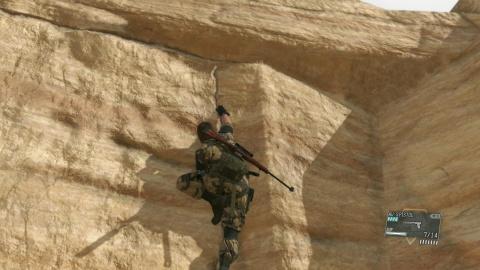 Mission 05 – L'autre côté de la barrière