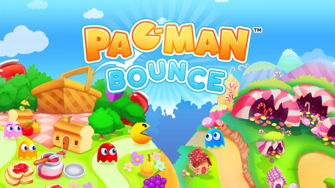 Jaquette de Pac-Man Bounce : Leave Pac-Man alone