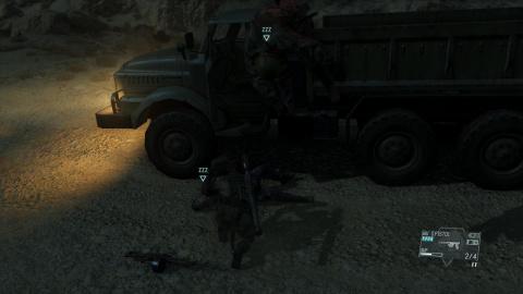 Mission 08 – Forces d'occupation