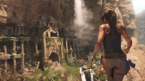 Jaquette de Rise of the Tomb Raider passe Gold