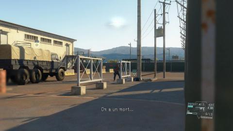 Mission 16 – La caravane des traîtres