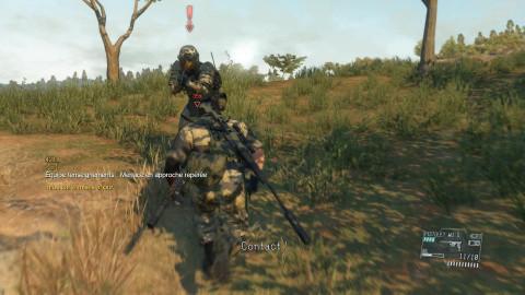 Mission 17 – Sauvetage agents renseignement