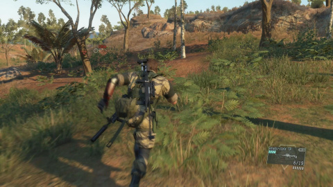 -20% de promo sur Metal Gear Solid V : The Phantom Pain