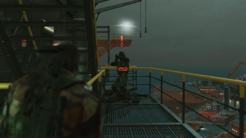 Mission 22 – Reprise de la plateforme