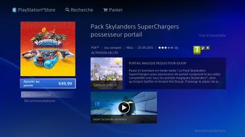 Skylanders Superchargers - La course au succès !