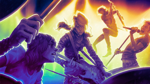 Jaquette de Rock Band 4 : Focus sur le mode Freestyle