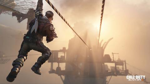 Jaquette de Black Ops 3 : La Coop et la campagne sur le grill, découverte du solo du nouveau Call of Duty