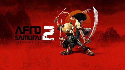 Afro Samurai 2 : La revanche de Kuma sur PS4