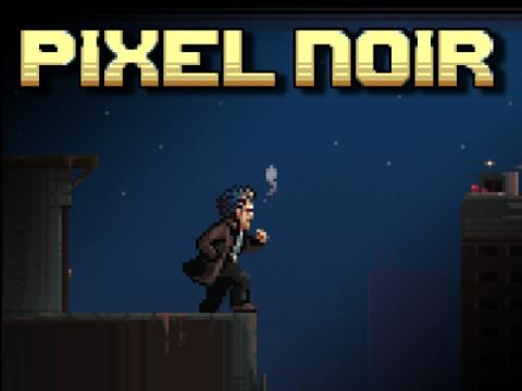 Pixel Noir sur Mac