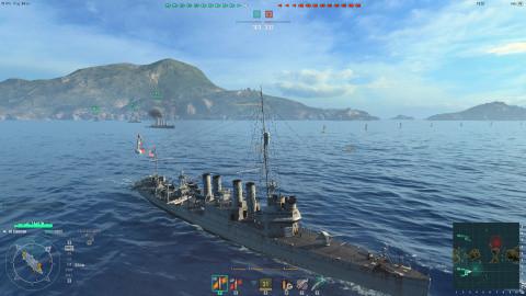 World of Warships - Batailles navales à la sauce Wargaming