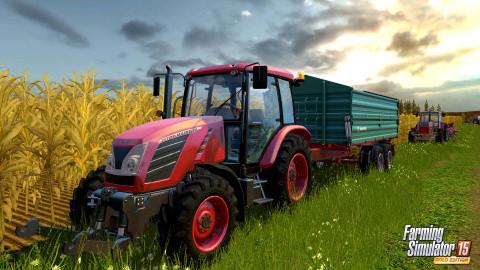 Farming Simulator 15 Gold Edition continue de se dévoiler en image
