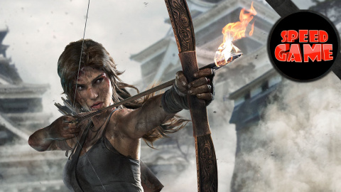 Speed Game - Le record du monde sur Tomb Raider