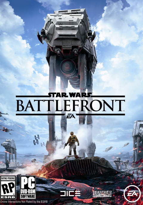 Star Wars : Battlefront sur PC